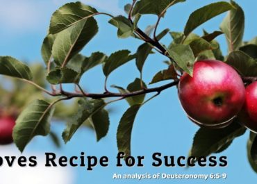 Part 1: Loves Recipe for Success